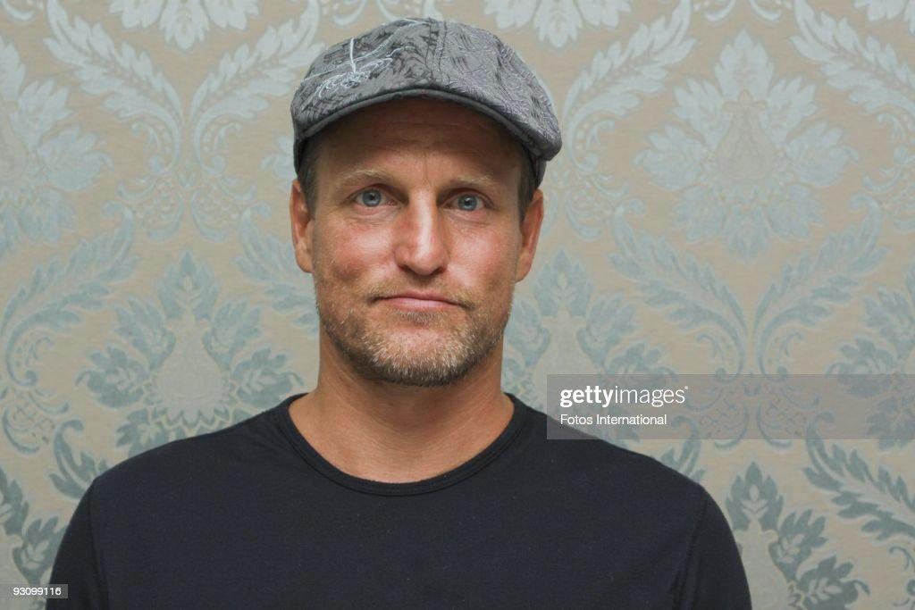 Woody Harrelson Portrait Session : News Photo
