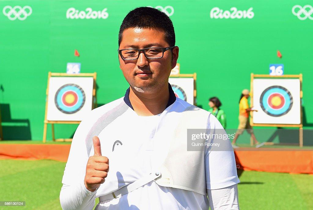 Archery - Olympics: Day 0 : News Photo