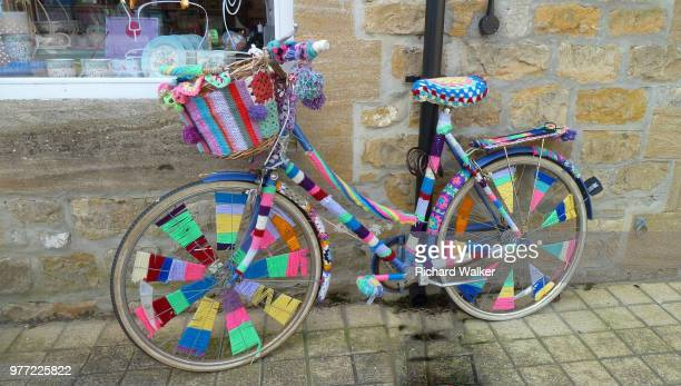 Woolly Bike