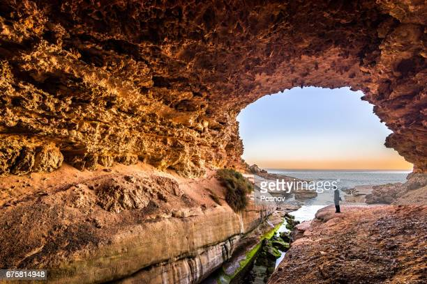 Woolshed Cave at Talia Caves in South Australia