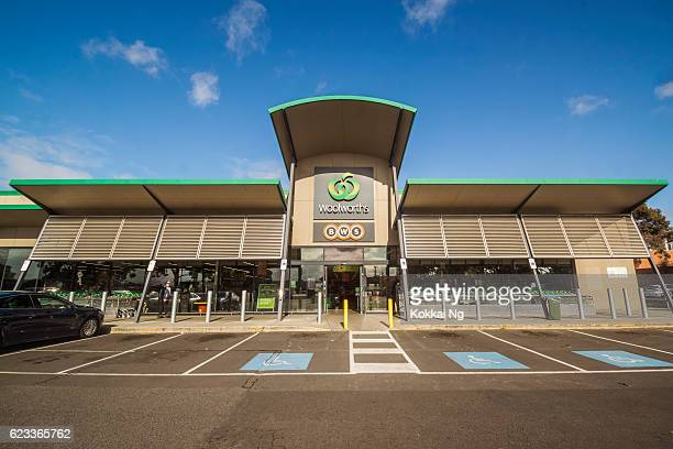 Woolworths Supermarket in Coburg