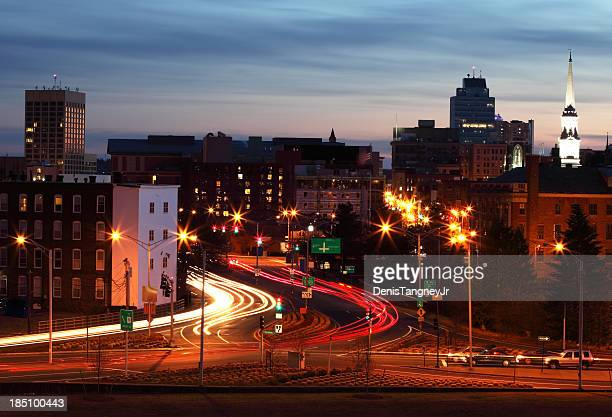 worcester, massachusetts - worcester massachusetts stock pictures, royalty-free photos & images