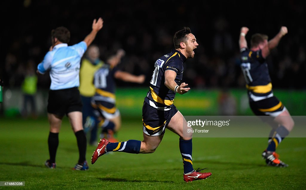 Worcester Warriors v Bristol Rugby - Greene King IPA Championship Play Off Final: Second Leg : News Photo