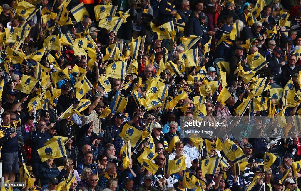 Worcester Warriors v Bristol Bears - Gallagher Premiership Rugby : News Photo
