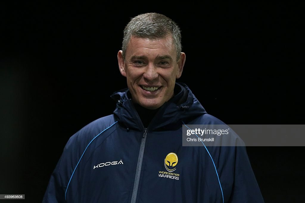 Sale Sharks v Worcester Warriors - Aviva Premiership : News Photo