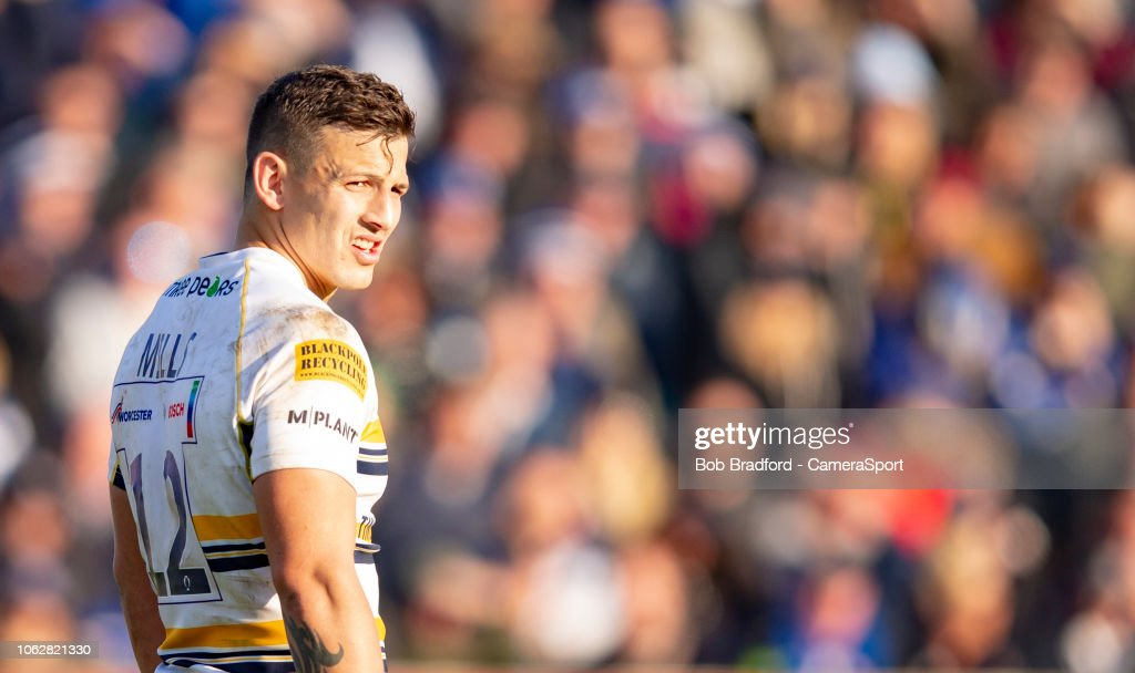 Bath Rugby v Worcester Warriors - Gallagher Premiership Rugby : News Photo