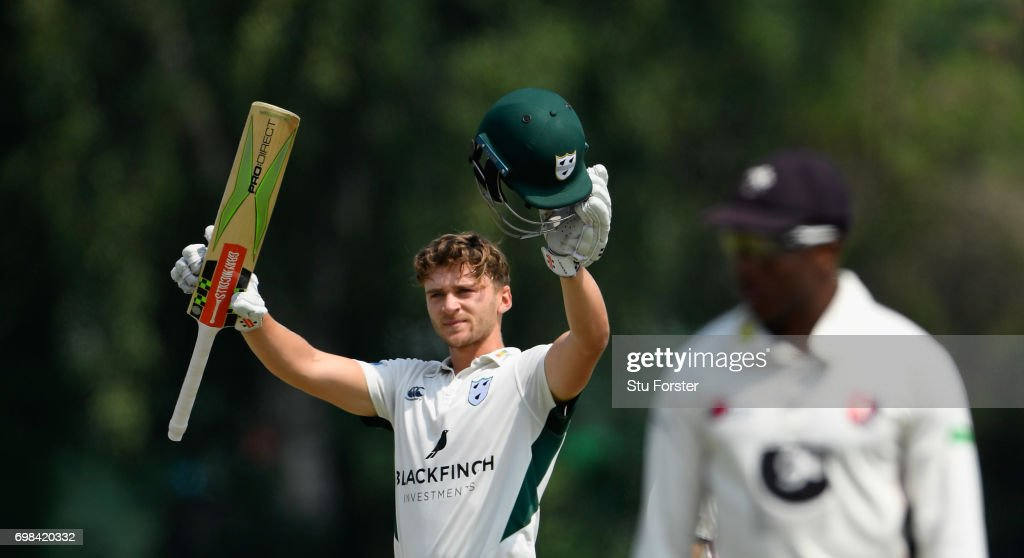 Worcestershire v Kent - Specsavers County Championship Division Two : News Photo