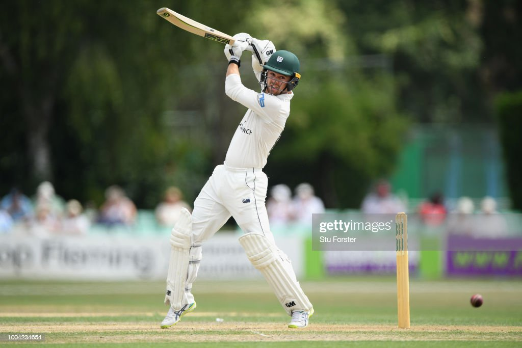 Worcestershire v Somerset - Specsavers County Championship: Division One