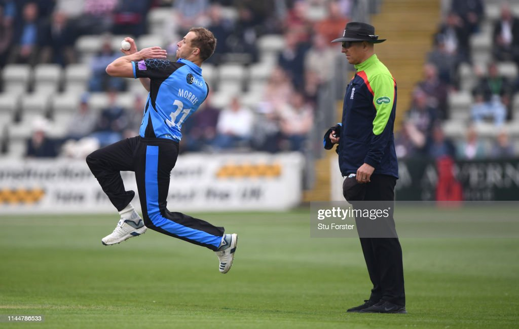 Worcestershire v Durham - Royal London One Day Cup : News Photo
