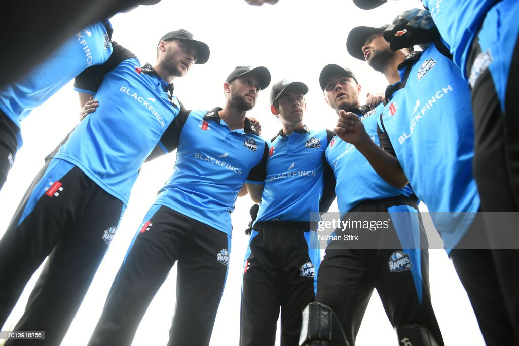 Worcestershire Rapids v Derbyshire Falcons - Vitality Blast : News Photo