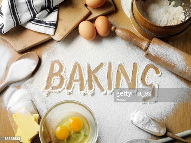 Word for Baking