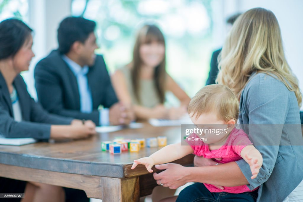 Work And Play : Stock Photo