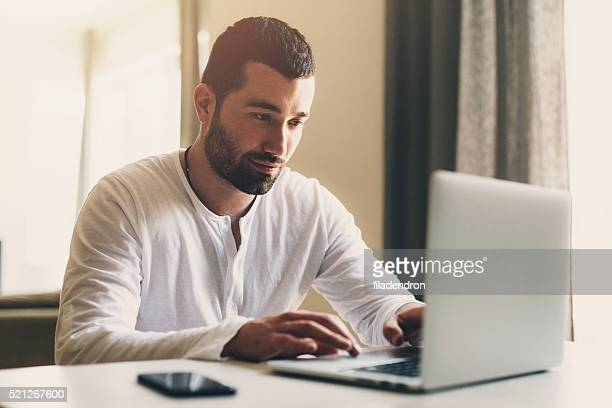 work at home - choosing stock pictures, royalty-free photos & images