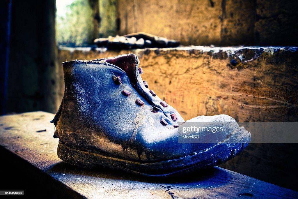 Work Boot : Stock Photo