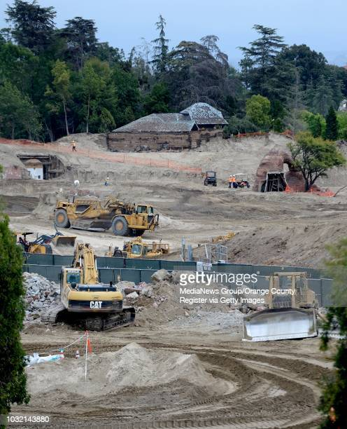 Work continues on Star Wars Land as Disney prepares to demolish the Fantasyland terminus off the former Skyway ride at Disneyland The skyway ferried...