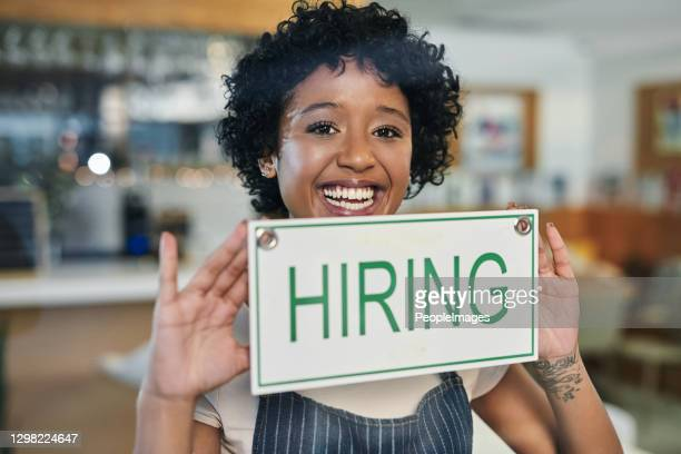 work for us, we're hiring! - help wanted sign stock pictures, royalty-free photos & images