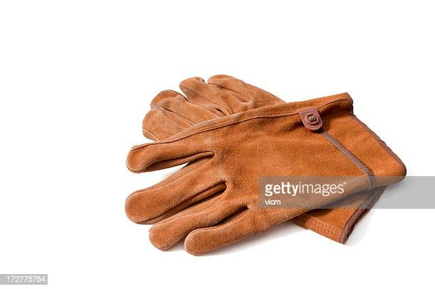 work gloves - work glove stock photos and pictures