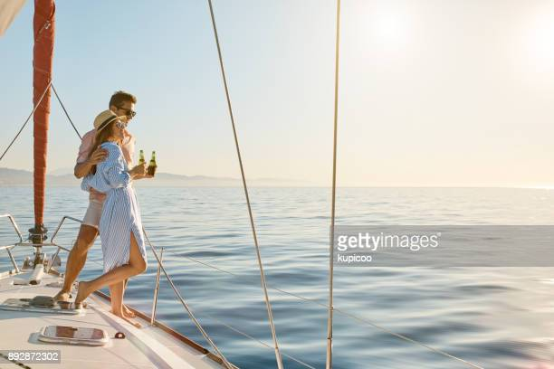 work hard, play hard - yacht stock pictures, royalty-free photos & images