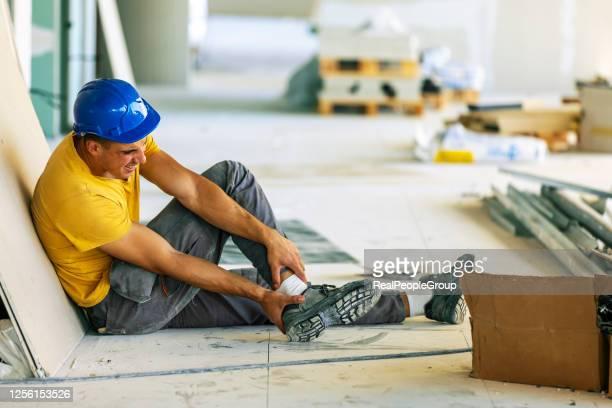 arbetsskada - fysisk skada bildbanksfoton och bilder
