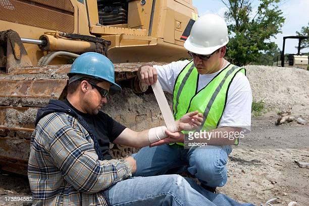 work injury - personal injury stock photos and pictures