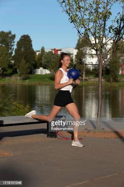 training - australian capital territory stockfoto's en -beelden