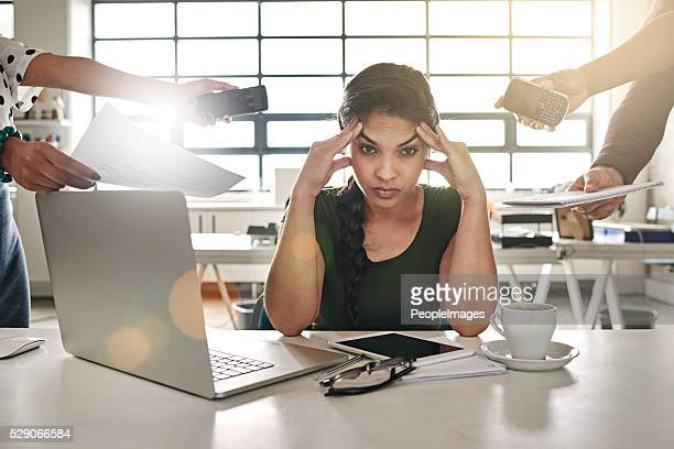 work overload - time management stock photos and pictures