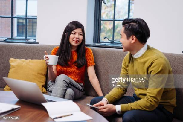 Work romance in hi-tech Taiwanese start up company