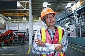 work safety concept regulations standard industry