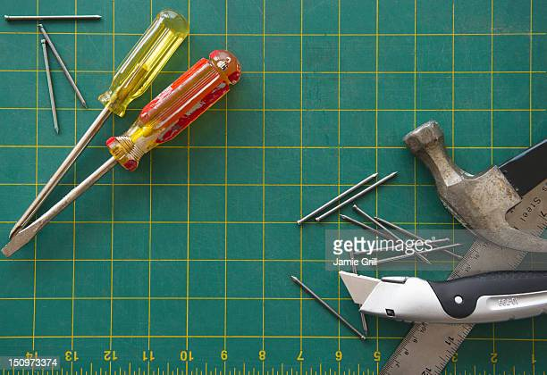 Work tools on grid