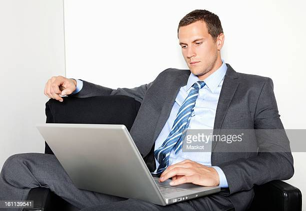 Work with computer