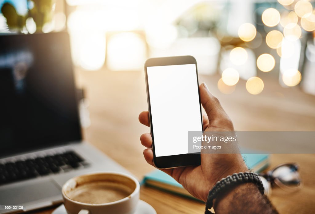 Work with the freedom of wireless technology : Stock Photo
