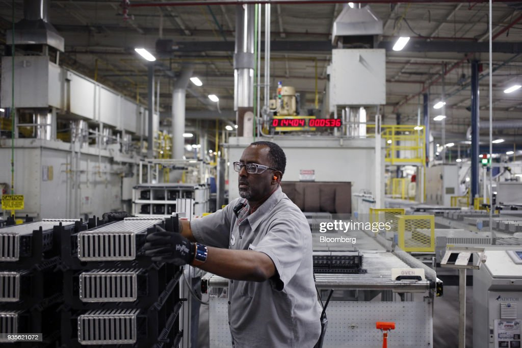 Inside The MAHLE Behr Charleston Inc. Auto Part Facility Ahead Of PMI Manufacturing Figures