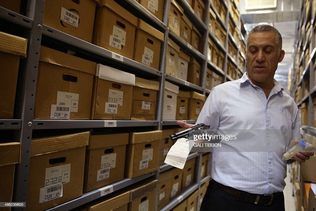 ISRAEL-RABIN-ANNIVERSARY : News Photo