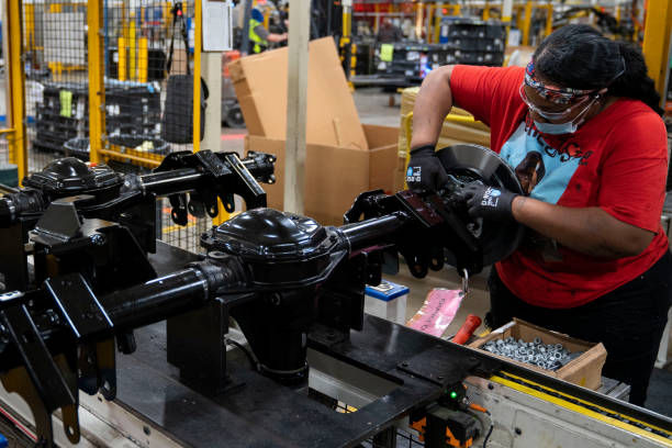 OH: Dana Toledo Driveline Manufacturing Facility Ahead Of Industrial Production Figure