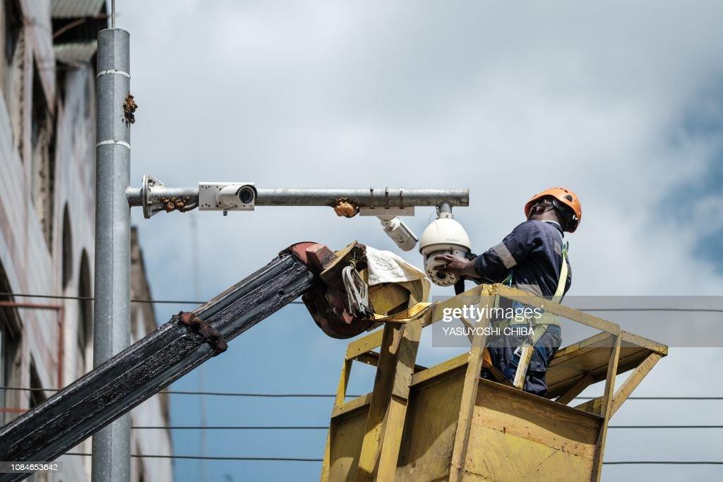 KENYA-FEATURE : News Photo