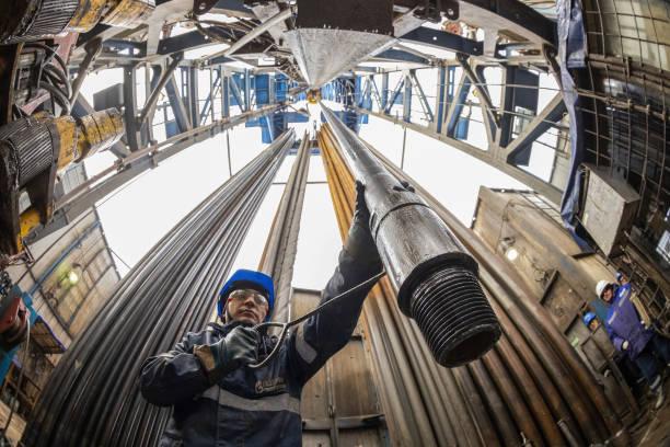 RUS: Gas Drilling & Wells at Gazprom PJSC's Chayandinskoye Field