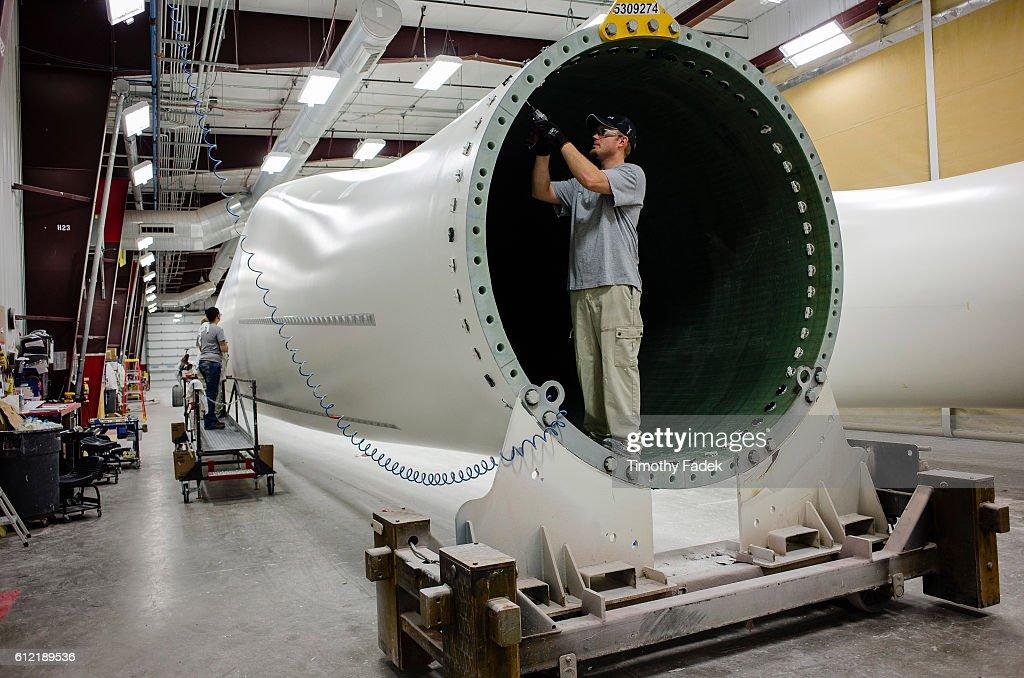 Siemens Wind Turbine Production Facility : News Photo