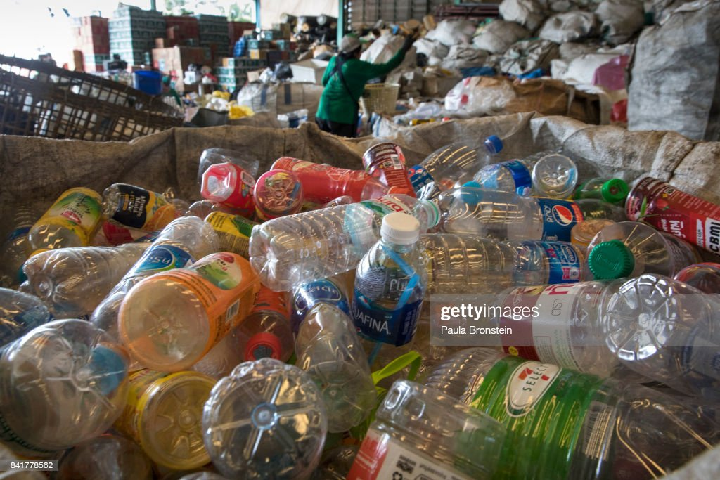 Thailand On Plastic Consumption and Pollution : News Photo