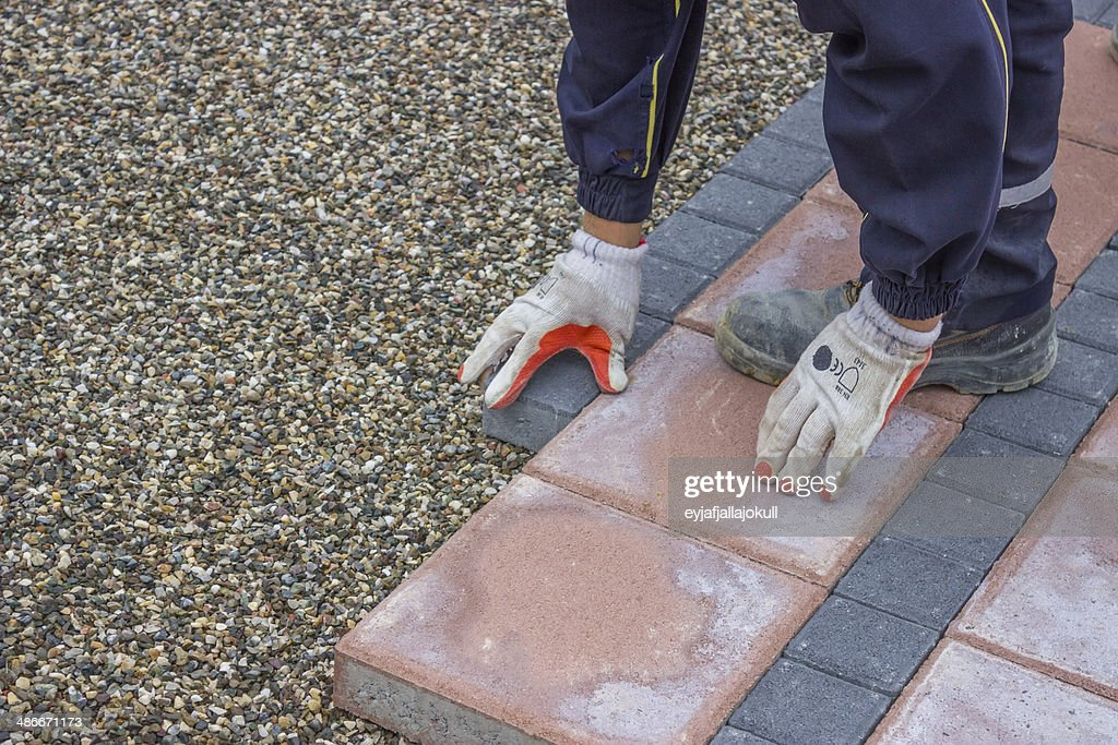 Image result for Stone Paver istock