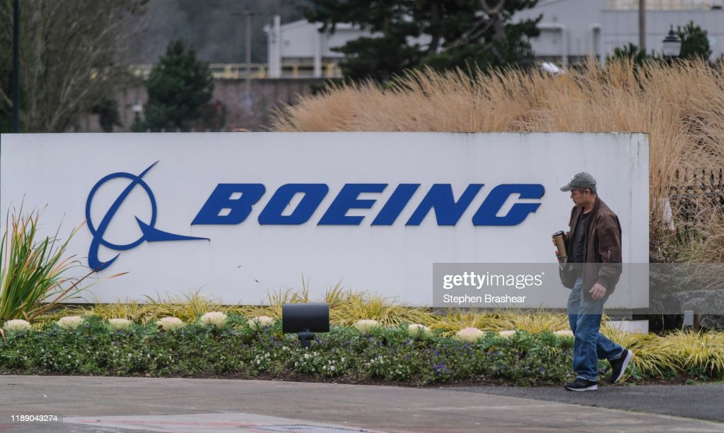Boeing Announces Its Suspending 737 MAX Production In January : News Photo
