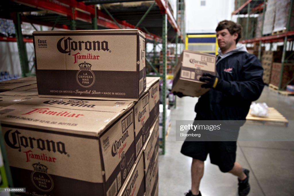 corona beer carton price in india