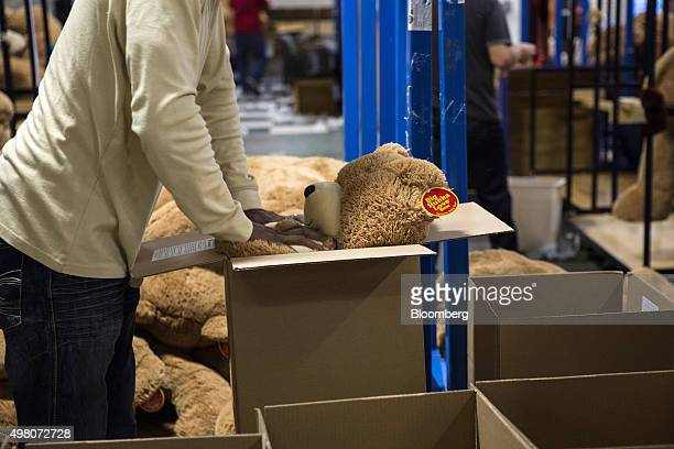 25 Operations Inside The Vermont Teddy Bear Co Manufacturing