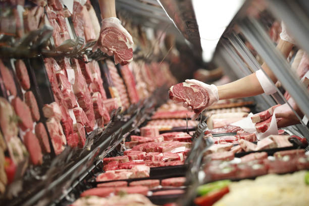 UT: Food Shortages Pop Up On Supply-Chain Woe