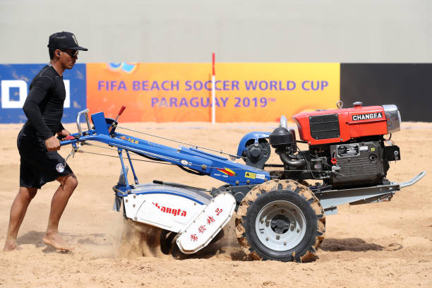 PRY: Previews - FIFA Beach Soccer World Cup Paraguay 2019