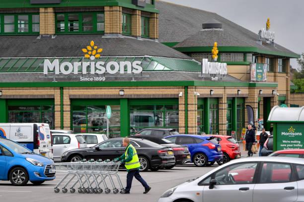 GBR: Wm Morrison Supermarkets Plc Stores as Company Rejects $7.8 Billion Buyout Bid