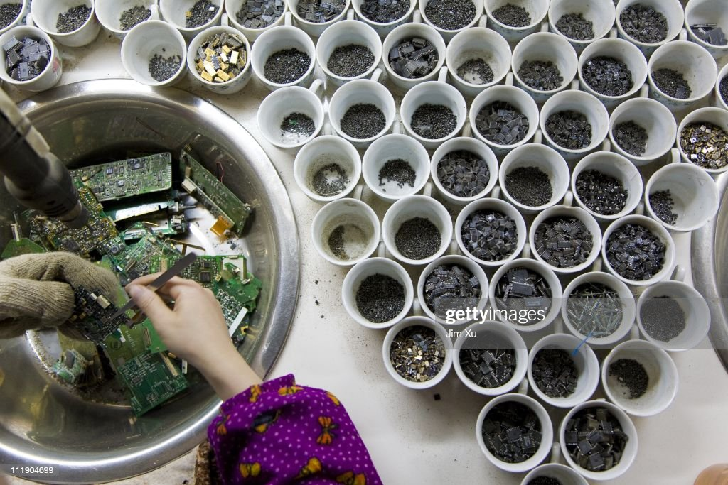 CHN: E-Waste : News Photo