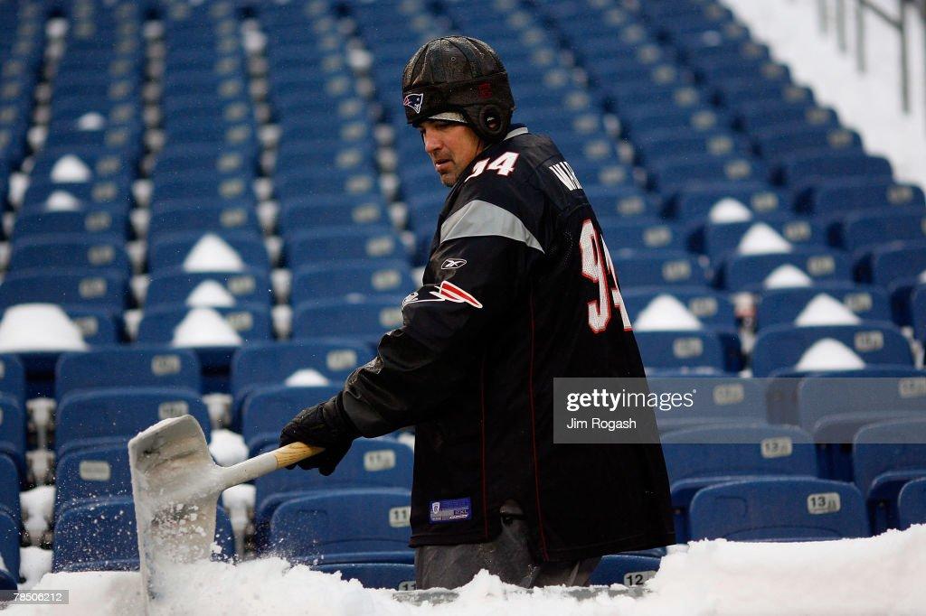 New York Jets v New England Patriots : Fotografia de notícias
