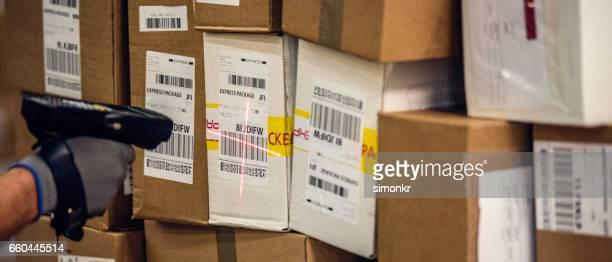Worker scanning