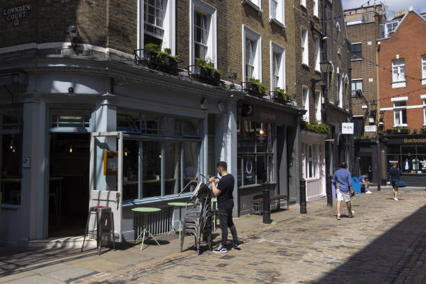 GBR: Black in Carnaby Shakes Up British Fashion at Its Epicenter
