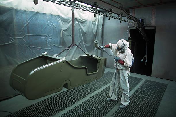 epoxy paint for steel